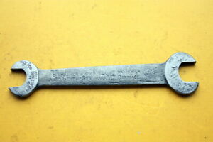 WW1 VINTAGE HOWITZER 6 8 INCH GUN ARTILLERY SPANNER WRENCH TOOL ULTRA RARE #
