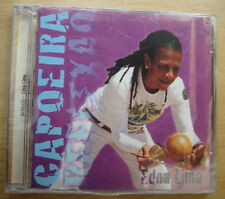 Edna Lima Capoeira Reflexão Reflection Musica Music CD new sealed ABADA