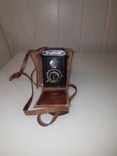 Voigtländer Brillant Rollfilmkamera gebraucht