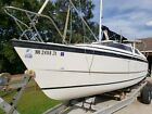 1998 MacGregor 26X Power Sailboat with 2008 50HP Yamaha outboard and trailer