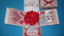 Caja - álbum de fotos para mamá, especial día de la madre, cumpleaños...