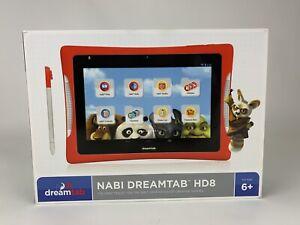 NABI DreamTab HD8 - Red Ages 6+