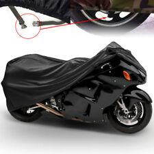 XXL Dust Bike Motorcycle Cover Waterproof Outdoor Rain Sun UV Protect Motorbike
