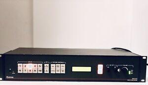 Extron DVS 510 - 10 Input HDCP-Compliant Scaling Presentation Switcher
