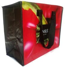 Marks & Spencer Large Insulated Cool Chill Shopping Bag M&S Picnic Beach Camping