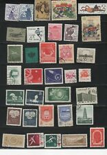 China Prc Mix.Mostly Used, On Two Stocksheets.5.29.21