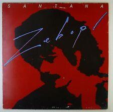 "12"" LP-Santana-ZEBOP! - a2423-Slavati & cleaned"