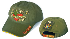 Hemp Is Where The Heart Is Hippiedew Peaceful Message Ball Cap Hat
