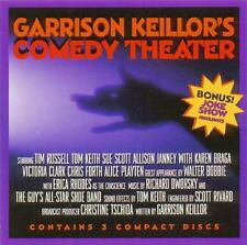 Garrison Keillor's Comedy Theater: Volume 2 of Prairie Home Companion (CD)