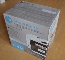 Brand New HP Officejet Pro 8720 Wireless All-in-One Inkjet Printer Replace 8620