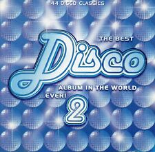 The Best Disco Album In The World ...Ever! 2 - Various Artists (CD 1998)