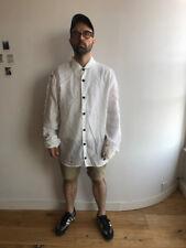Really rare 1980's 'Boy of London' Silk Shirt, Bondage, Blitz kids, Sex, Punk
