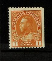Canada SC# 105, Mint Never Hinged - S2660