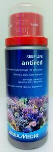 AquaMedic Reef Life Anti Red 100ml Marine Coral Safe AM Red Slime Algae Remover