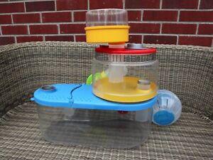 Hamster Rotastak Cage