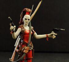 Star Wars TPM Vintage VC73 Aurra Sing Female Bounty Hunter Loose Action Figure