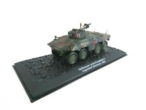 Spahpanzer Luch German 1/72 VEHICULE MILITAIRE CHAR - ARMY MILITARY TANK WW2 -A6