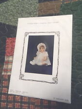 """Pattern for 21"""" Beverly Parkers Victoria Rose by Margaret King Uncut"""