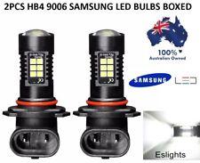 2X 9006 HB4 LED FOG LIGHTS 6000K WHITE 3030 21 SMD CAR DRIVING DRL LIGHT BULBS