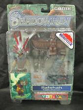 Shadowrun Duels Natohah Eagle Shaman  NIB  Wizkids Action Figure Game  OOP