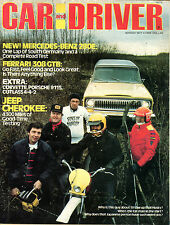 Car and Driver Magazine March 1977 Jeep Cherokee VGEX 020916jhe