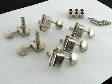 Gotoh SD91MG Vintage Locking Tuners 6IL 6 In Line Nickel TK-0779-001