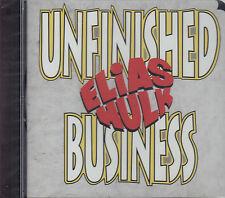 ELIAS HULK unfinished business CD NEU OVP