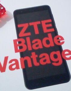 Brand New Verizon New Blade Vantange 2 - 4GB - Black 5 inch touchscreen phone...