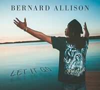 Bernard Allison - Let It Go [CD]