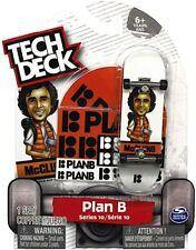 New Tech Deck RARE PLAN B Series 10 Skateboards Fingerboards McCLUNG Model