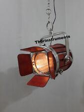 Vintage Hollywood Movie light Pendant Lamp Hanging Ceiling Light lamp Home Decor