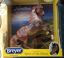 Breyer Aurelius #760240 Glossy 2014 Flagship Model destado mold LIMITED ED [--]
