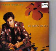 FRank Boeijen-Ze Geeft om Mij cd single