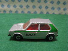Vintage - Vw. GOLF                  -  Matchbox S.fast n° 7