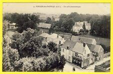 cpa 91 - FORGES les BAINS (Essonne) Un COIN PANORAMIQUE Vue pas Courante