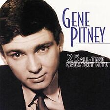 25 All-Time Greatest Hits by Gene Pitney (CD, Mar-1999, VarŠse Vintage)