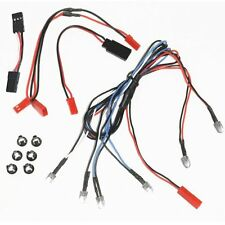 RC Car Truck 6 LED body lights kit fits most Traxxas Axial Losi RedCat