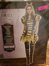 Zom-bee Costume Adult Small #103