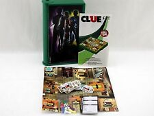 CLUE Detective Game 2012 Parker Brothers GREAT FOR CAMPING TRAVEL OFFICE VISITS