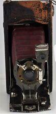 Eastman Kodak Model C No. 3-A Folding Pocket Kodak Camera Automatic 1909