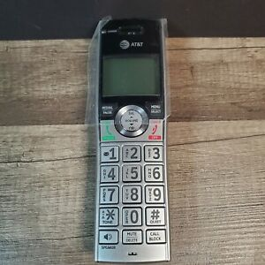 AT&T CL80107 Extra Handset for CL82207 CL82307 CL82407 CL83207 Open Box