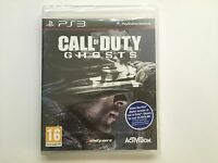 Call of Duty: Ghosts For Sony Playstation 3 (New & Sealed)