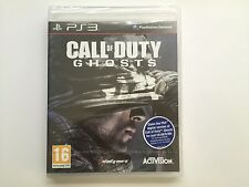 Call Of Duty: Ghosts Para Sony Playstation 3 (nuevo Y Sellado)