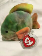 RARE -TY BEANIE BABY - CORAL - AUTHENTIC. 3rd Gen