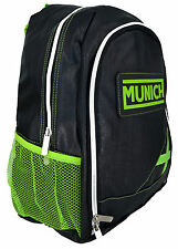 Zaino Munich Uomo Donna Backpack Men Women fashion nero acid