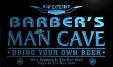 ADV PRO pb1335-b BARBER's Man Cave Cowboys Bar Neon Light Sign