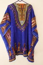 NEW HIPPIE BOHO GYPSY TUNIC KAFTAN MINI DRESS WOMEN TOP Kimono Sleeve Free size