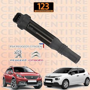 04//15 - Oggi Premium Pack Bobina Di Accensione Set Per Peugeot 2008 1.2