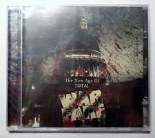 CD ALBUM - WARFARE - THE NEW AGE OF TOTAL WARFARE (D36)