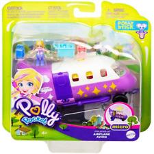 More details for poly pocket pollyville plane kids childrens toy [gkl50]
